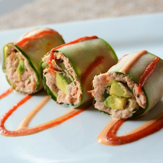 How to Make a Spicy Tuna Roll How to Make a Spicy Tuna Roll new photo
