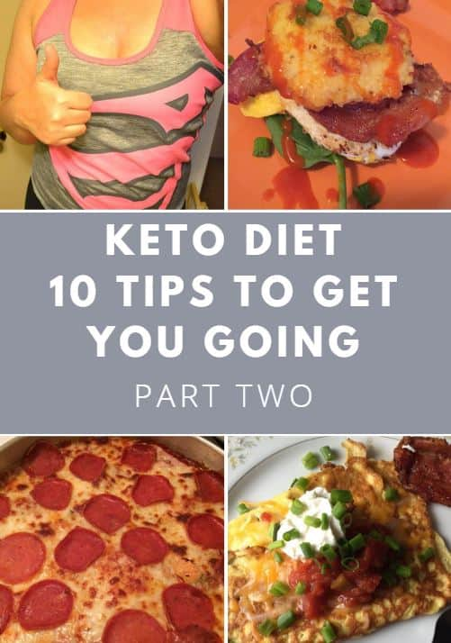 Starting the Keto Diet or just starting over? This post will help you get things going | heyketomama.com