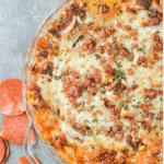 Easy Keto Pizza Dip