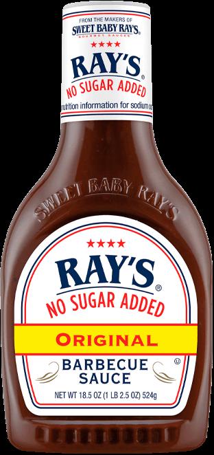 Ray's No Sugar Added Original BBQ Sauce